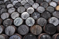 Barrel background royalty free stock photos