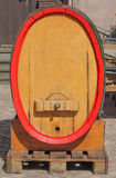 Barrel cask Stock Photo