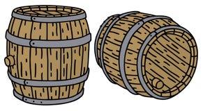 Barrel Royalty Free Stock Photography