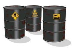 Barrel Isolated On White Royalty Free Stock Image
