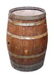 Barrel isolated Royalty Free Stock Image