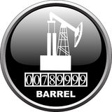 Barrel measure device Stock Images