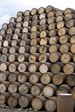 Barrel mountain Royalty Free Stock Images