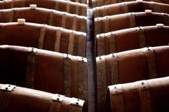 Barrel o sumário VI Imagens de Stock Royalty Free