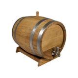 Barrel oak Royalty Free Stock Photography