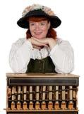Barrel organist Royalty Free Stock Photos