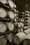Barrel Rack Royalty Free Stock Image