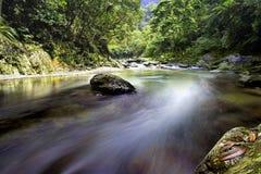 Barrel river, Taiwan Royalty Free Stock Photography