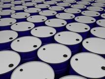 Barrel store Stock Image