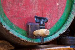 Barrel tap Royalty Free Stock Photography