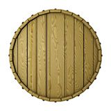 Barrel top Royalty Free Stock Image