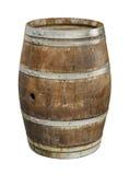 barrel trä arkivfoto