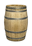 barrel trä Arkivbilder