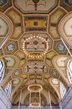 Barrel Vault Ceiling at DIA Stock Photos