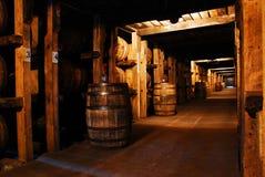 Barrel Warehouse, Kentucky Burbon Stock Photography