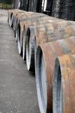 Barrel whiskey Royalty Free Stock Photos