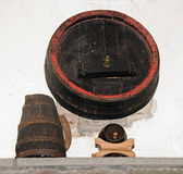 Barrel of wine Royalty Free Stock Photos