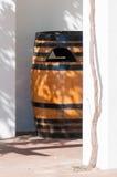 Barrel of wine, Royalty Free Stock Image