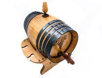 Barrel of wine Stock Photo