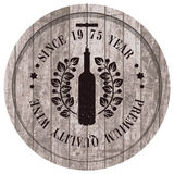 Barrel wine Stock Images
