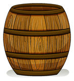 A barrel Royalty Free Stock Photography