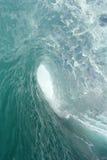 barrelingwave Royaltyfria Foton