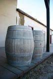 barrels вертикаль Стоковая Фотография RF