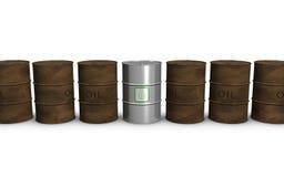 barrels масло биотоплива бесплатная иллюстрация