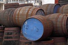 barrels старая Стоковые Фото