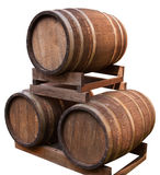 Barrels. stock images