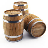 Barrels Stock Images