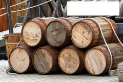 Barrels Stock Photography