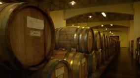 Barrels_004 stock footage