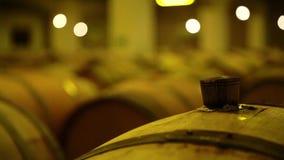 Barrels_008 stock footage