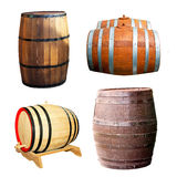 Barrels Royalty Free Stock Images