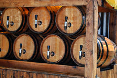 Barrels Of Fun Royalty Free Stock Photography