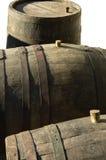 barrels gammalt Royaltyfri Foto