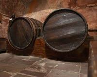 barrels gammalt Royaltyfria Bilder