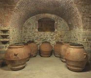 barrels gammalt Royaltyfri Fotografi