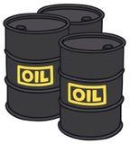 Barrels stock illustration