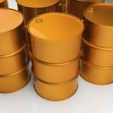 barrels industriellt Royaltyfri Bild