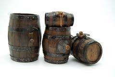 barrels l'amusement photographie stock