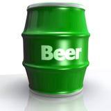 barrels la bière Image stock