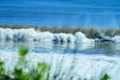 Barrels of the Outer Banks of North Carolina royalty free stock photography
