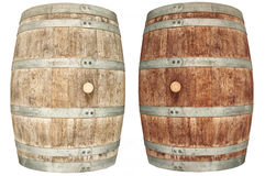 Barrels Royalty Free Stock Photos