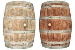 Barrels Royalty Free Stock Photos