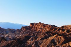 Barren, Dawn, Daylight Royalty Free Stock Images