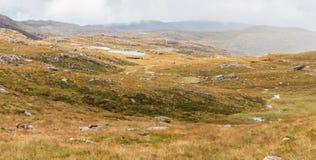 Barren Highlands Royalty Free Stock Images