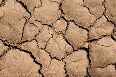 Barren land Stock Photography