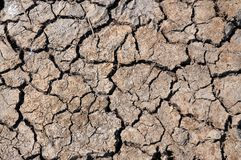 Barren land Stock Photo